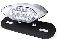 Задній ліхтар Hongpa LED, фара-стоп для мото, кастом мото, каферейсер, універсальний, 12 В
