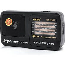 Радиоприемник KIPO KB-409AC, Радио всеволновое портативное
