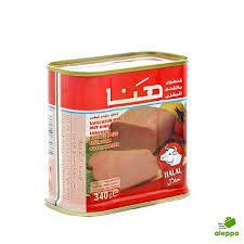 Колбаса Hana говяжья 340 грамм