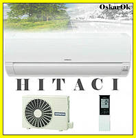 Настенный кондиционер для дома Hitachi RAK50RPD, RAC50WPD STANDARD INVERTER R32 ,инверторная сплит-система