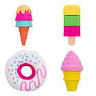 """Ластик YES """"Candy pop"""", набор 4шт, фото 2"""