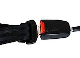 Ремені безпеки трьохточкові неінерційні Elegant Compact EL 100 514, фото 3