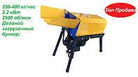 Кукурузолущилка электрическая лущилка кукурузы DY-003 (2,2 квт, 350 кг/ч) двойная
