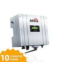 Сетевой однофазный бестрансформаторный инвертор Afore HNS1000TL-1 1 кВт 1-фазный  1 МРРТ, фото 3