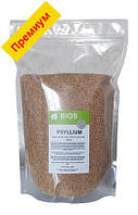 Псиллиум 500 грамм (Шелуха семян подорожника). Индия. Псилиум порошок. Растительная клетчатка