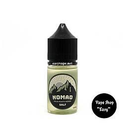 Nomad Salt Wild Minty Herbs 30 ml Солевая жидкость для под систем, электронных сигарет.