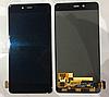 Оригинальный дисплей (модуль) + тачскрин (сенсор) для OnePlus X | 1+X | E1001 (черный цвет, AMOLED)