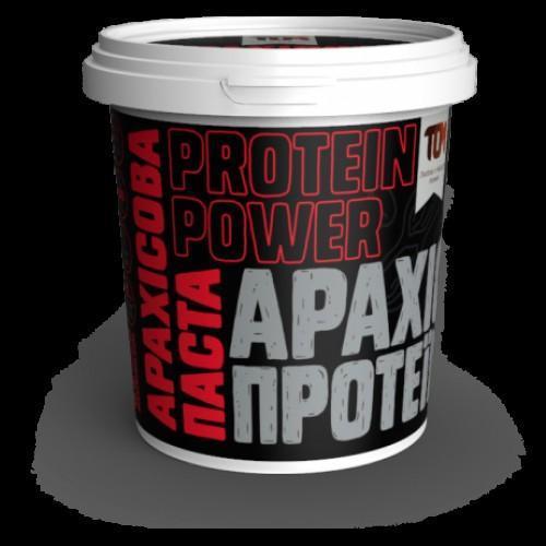 Арахисовая паста с протеином / 500 г