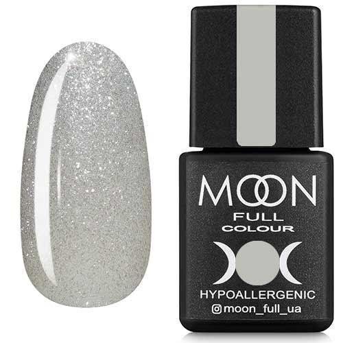 Гель-лак MOON FULL №312 белый жемчуг