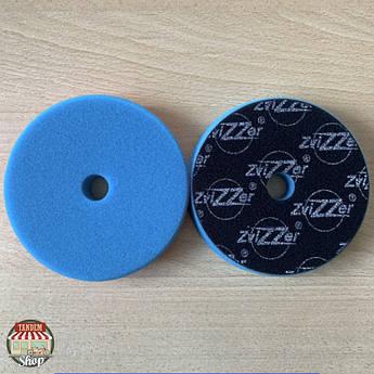Полировальный круг ультражесткий ZviZZer Trapez, 125 мм/135 мм Синий