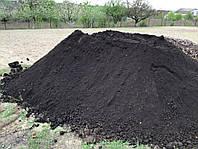 Земля Чернозем, грунт, земля на подсыпку с доставкой камаз 15т