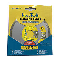 Круг алмазный NovoTools Basic 230х5,0х22.23 Плитка
