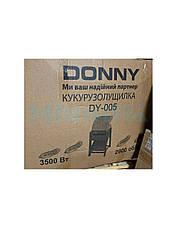 Кукурузолущилка електрична лущилка кукурудзи DY-005 (3,5 квт, 410 кг/год), фото 3
