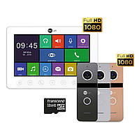 Комплект відеодомофона NeoLight Omega+ HD і NeoLight Solo FHD