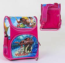 Рюкзак шкільний C 36216 (50) 2 відділення, 3 кишені, ортопедична спинка