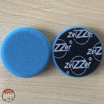 Полировальный круг ультражесткий ZviZZer Standard, 80 мм/80 мм Синий