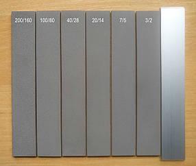 Брусок Эльборовий ПРЕМІУМ 150х25х3 зер.63/50 для ножа