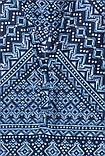 Платье-туника женская синяя h&m, фото 2