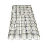 Двуспальные ватные матрасы Dotinem 160х190 см тик