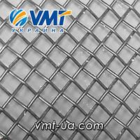 Сетка тканая нержавеющая 3,2х0,8 мм, ширина 1000мм