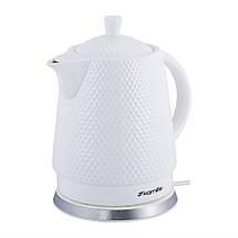 Чайник электрический Kamille керамический, 1.5л. KM-1725, фото 3