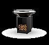 Гриль мангал Holla Grill барбекю с открытой тумбой Черный, фото 3