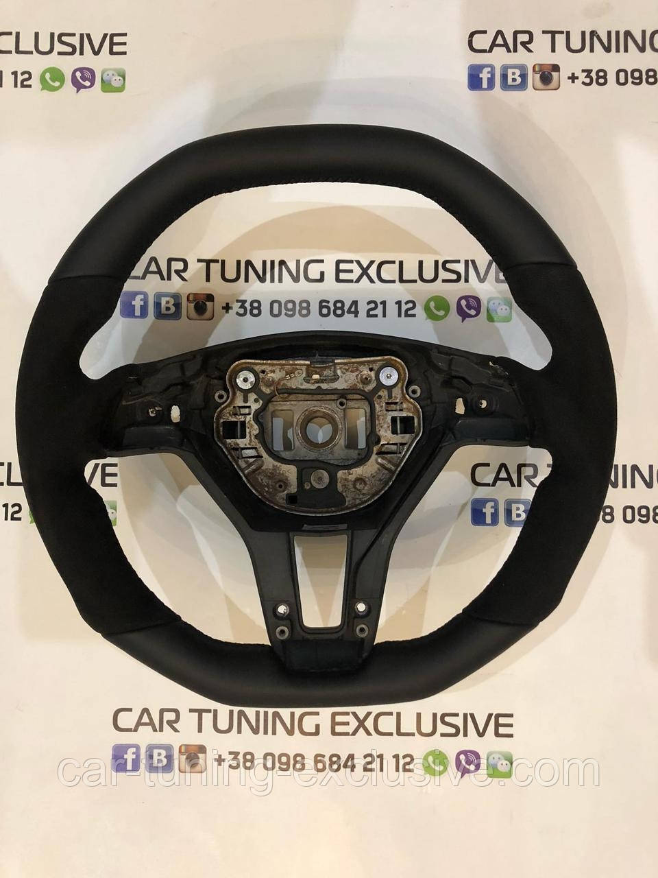 BRABUS steering wheel for Mercedes CLS-class C218