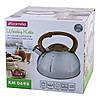 Чайник Kamille 5л из нержавеющей стали со свистком KM-0698, фото 9