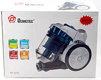 Контейнерный Пылесос Domotec MS-4410, пылесос для дома, пылесос контейнерный, пылесос на подарок