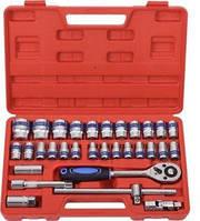 Набор инструментов 32 в 1 предметов в кейсе, набор инструментов,  набор инструментов с трещеткой,  набор головок,
