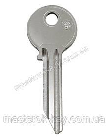 Заготівля ключа KAZ-5