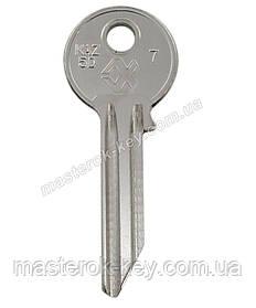 Заготівля ключа KAZ-5D