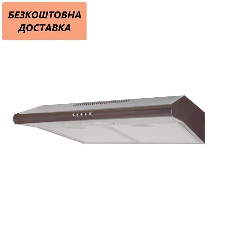 Вытяжка Ventolux PARMA 60 BR (600) Коричневая