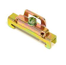 Обмежувач на DIN-рейку металевий TechnoSystems TNSy5500009