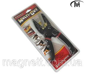 Ножницы универсальный инструмент Multi Gut 3 в 1