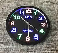 Настенные LED часы GH1207 30см / 65910, , ,