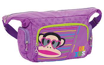 Повседневная сумка через плечо YES Paul Frank 29х21см Фиолетовая (551923)