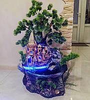 Комнатный Маленький Фонтан-Водопад Ручной Работы