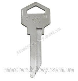 Заготівля ключа HAK-4
