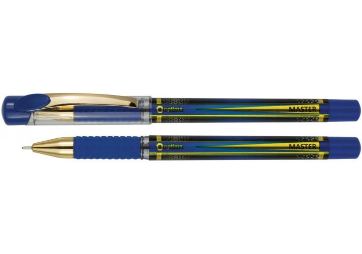 Ручка масляна OPTIMA MASTER (O15685)