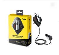 Автомобильный трансмиттер FM модулятор V11 BT +earphone, Bluetooth fm-передатчик, MP3-плеер и USB зарядное, FM модуляторы