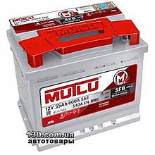 Аккумулятор автомобильный MUTLU LB1.55.054.A 12 V 55AH EU