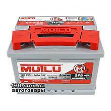 Аккумулятор автомобильный MUTLU LB2.60.051.B 12 V 60AH EU