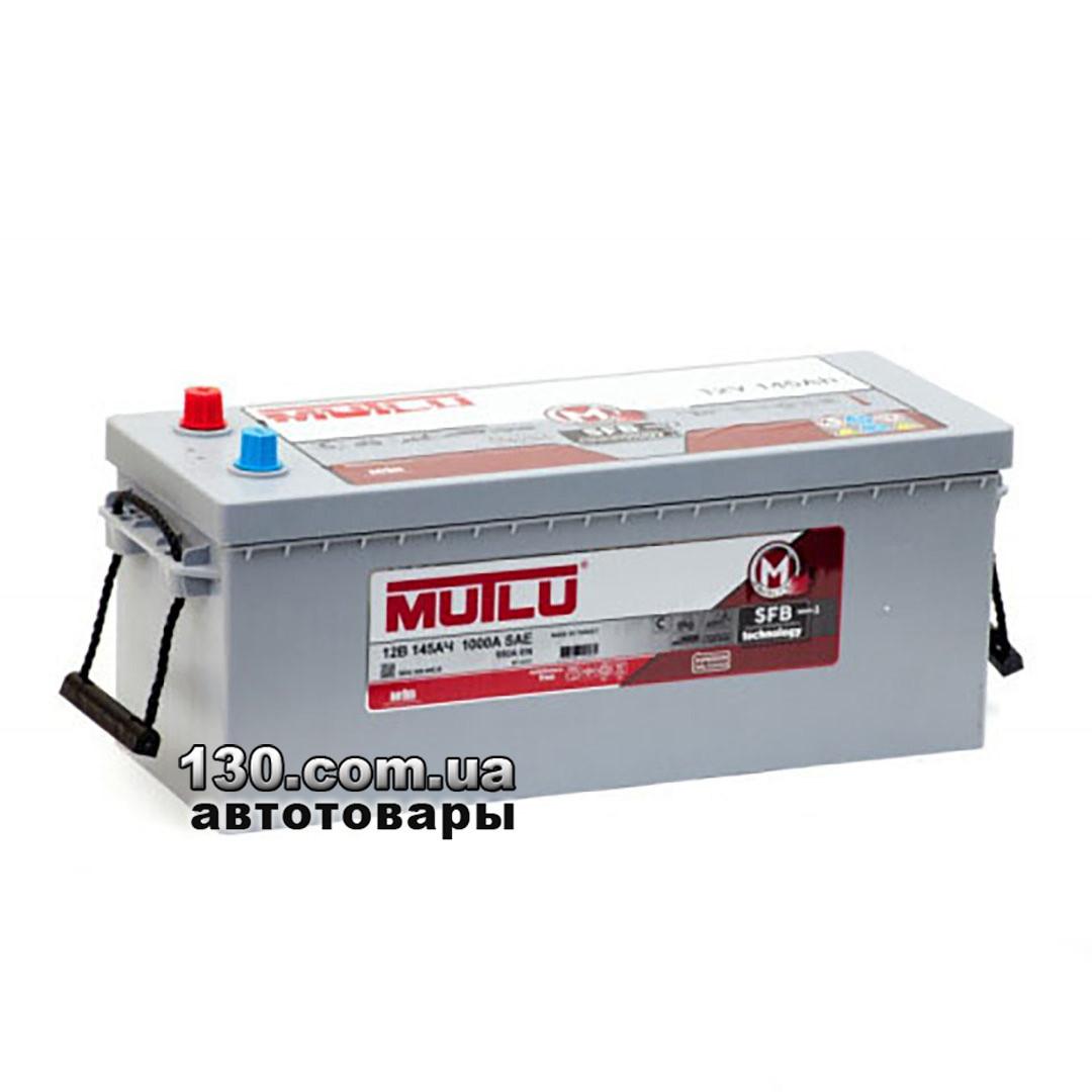 Аккумулятор автомобильный MUTLU 1SD4.145.095.B 12 V 145AH EU