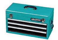 Ящик для инструментов Whirlpower A21-3 металлический