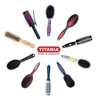 Расчески, брашинги, щетки для волос