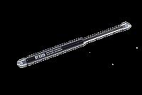 Газ-лифт, газлифт, газовая пружина, газовый упор,газовый амортизатор 420 мм 100н-1200n резьба