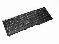 Клавиатура для ноутбука FUJITSU A532, AH532, N532, NH532, Black, RU