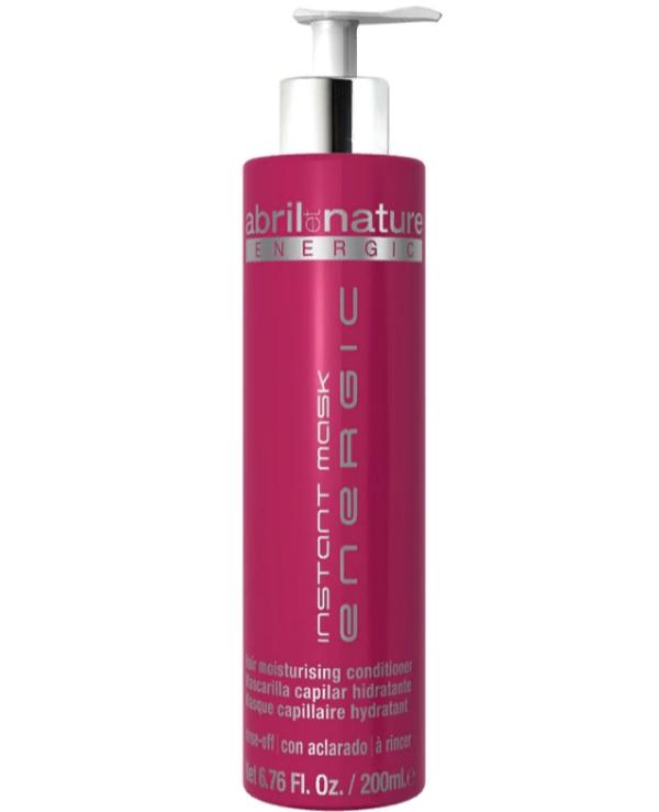 Маска для поврежденных и нарощенных волос Abril et Nature  Energic  200 мл
