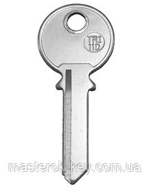 Заготівля ключа TRI-11D